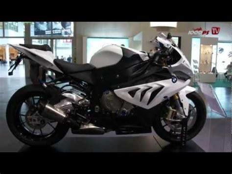 Motorradzubeh R Spiegel bmw s1000rr rizoma version intermot 2012