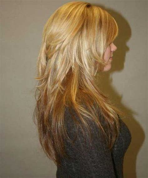 medium choppy hairstyles 40s 40 best layered haircuts 2015 2016 long hairstyles