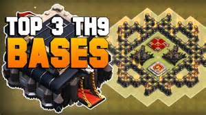 Th9 war base 2016 coc best town hall 9 defense th9 2016 youtube