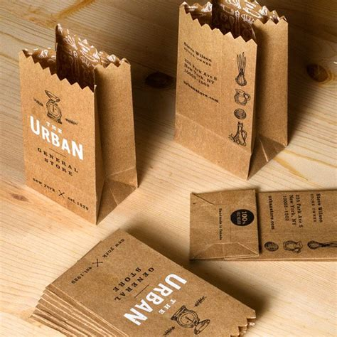 Handmade Business Cards Ideas - best 25 paper bags ideas on