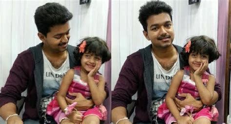 actor vijay daughter recent photos vijay daughter latest photos 2014 www pixshark com