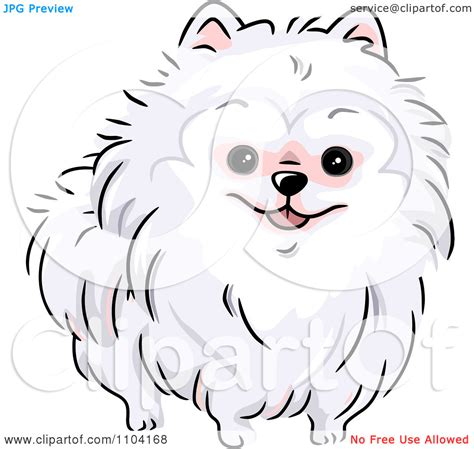 how to pomeranian dogs how to draw a clipart happy pomeranian
