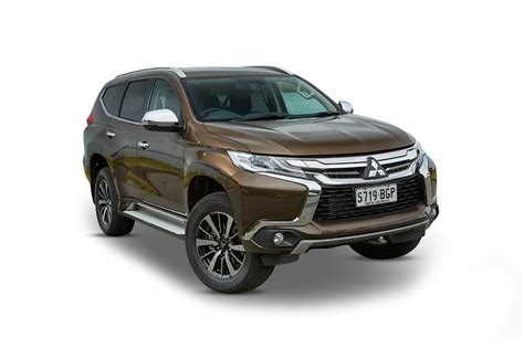 mitsubishi pajero gls 3 5 7 seat automatic transmission for sale brown 2017 2018 mitsubishi pajero sport gls 4x4 7 seat 2 4l 4cyl diesel turbocharged automatic suv
