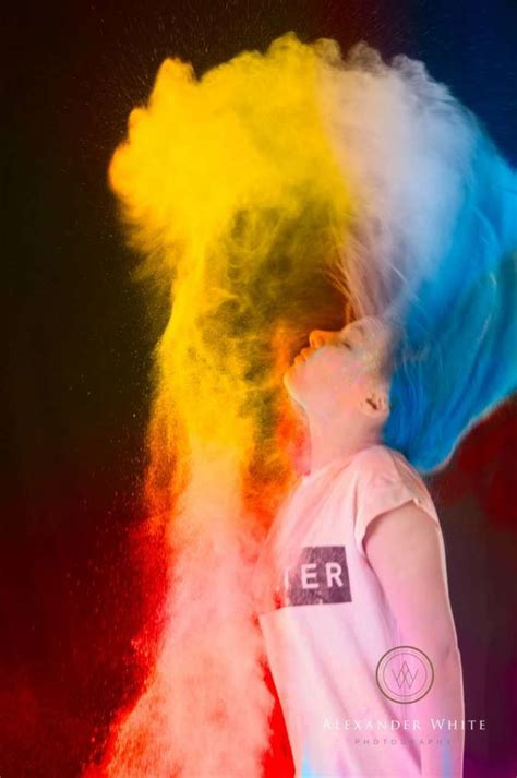 color in photography colour run and powder paint photograper in west sussex