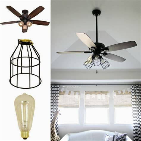 ceiling fan with edison lights best 20 ceiling fan lights ideas on designer