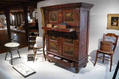 file enkhuizen zuiderzee museum antique furniture jpg
