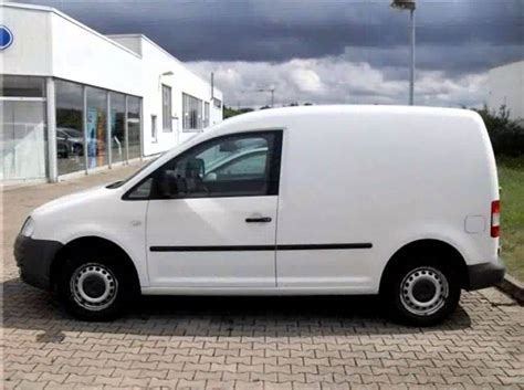 2005 Volkswagen Caddy Photos Informations Articles