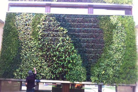 Gsky vertical garden 171 inhabitat green design innovation architecture green building