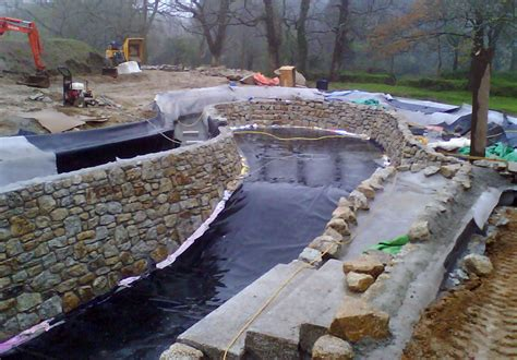 Natural Swimming Pools Mid Cornwall Landscaping Ltd Swimming Pools Design And Construction