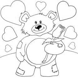 teddy coloring pages teddy with coloring page coloring