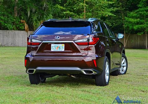 Lexus Rx 350 Awd Review by 2016 Lexus Rx 350 Awd Spin