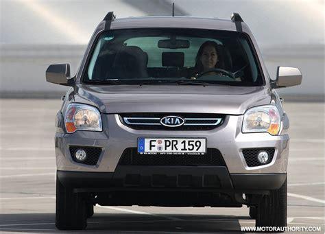 Kia Sportage 2009 Price 2009 Kia Sportage Revealed