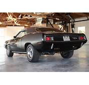 Ultimate Muscle In The 1971 Plymouth Hemi Cuda