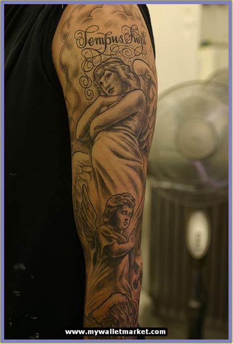 tattoo arm boy awesome tattoos designs ideas for men and women angel