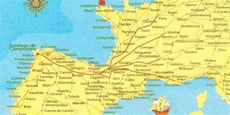 camino de satiago rutas camino de santiago cu 225 ntas hay y c 243 mo elegir
