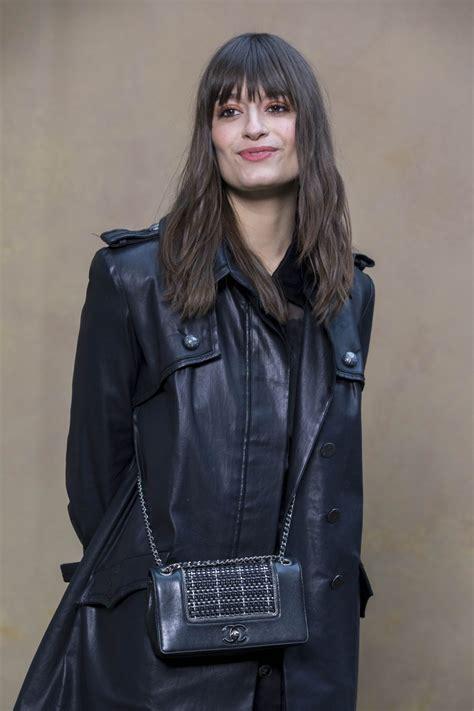 Fashion Clara clara luciani chanel fashion show fw18 in