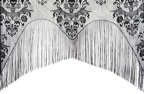 spooky curtains 40 spooky halloween decorating ideas for your stylish home