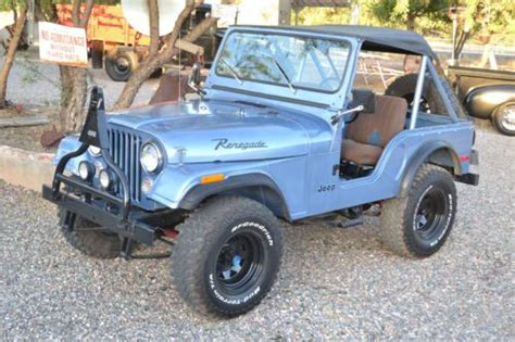 Used Jeeps For Sale In Az Sell Used Classic Jeep Cj5 Offroad Vintage Arizona Cancer