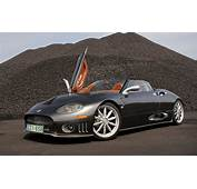 2000 Spyker C8 Spyder  Wallpapers And HD Images Car Pixel