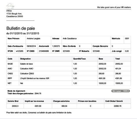 Calcul Credit Formation 2015 Comment R 233 Duire Les Charges Salariales Et Patronales Part3 Rhfree