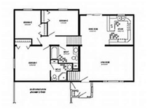 tri level home plans smalltowndjs