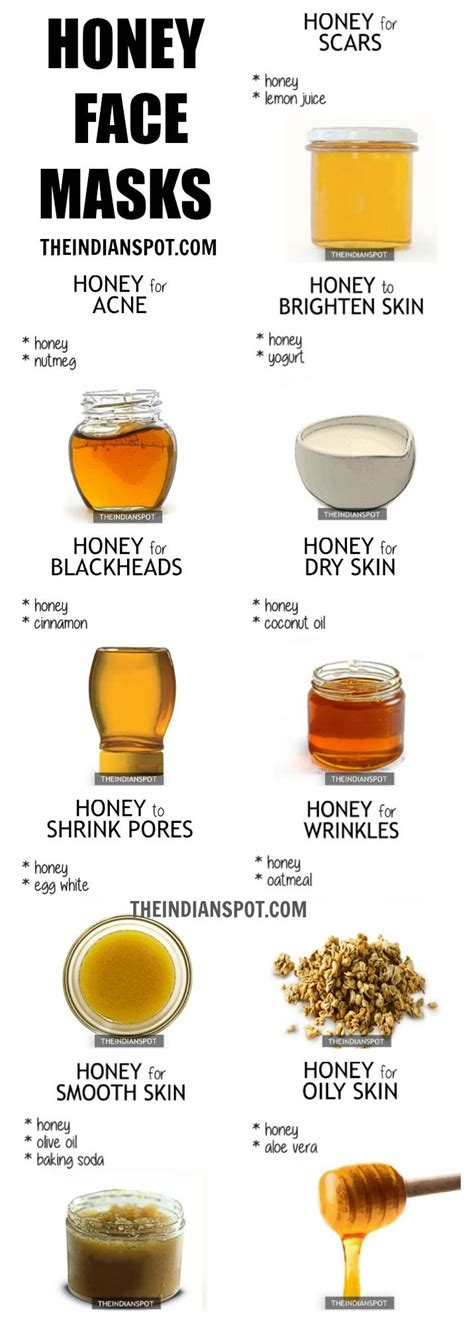 Masker Acnes best 25 honey ideas on honey mask