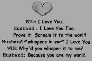 Love Quotes Wife love quotes husband and wife quotesgram