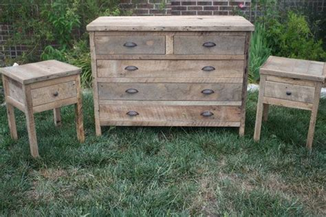Barn Wood Dresser by Your Custom Rustic Barn Wood Dresser