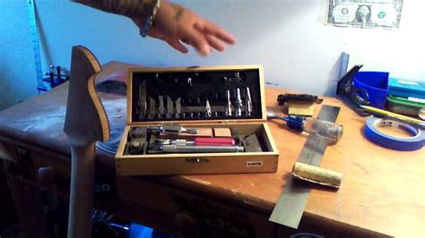 luthier tool review  acto woodworking kit viciousness
