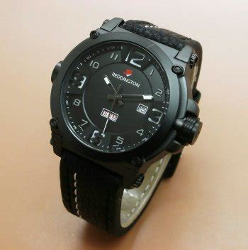 Jam Tangan Pria Swiss Army Hb723 Black Grey Limited jual jam tangan pria reddington 3038 original black grey model swiss army quicksilver di lapak