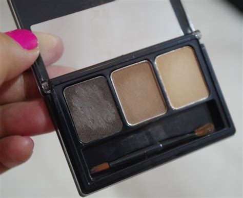 Maybelline Eyebrow Palette my top 5 eyebrow products clutz