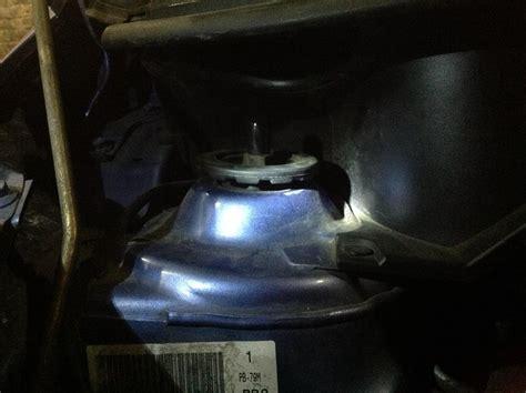 Karet Support Shock Absorber Honda Jazz N front shock mount problem unofficial honda fit forums