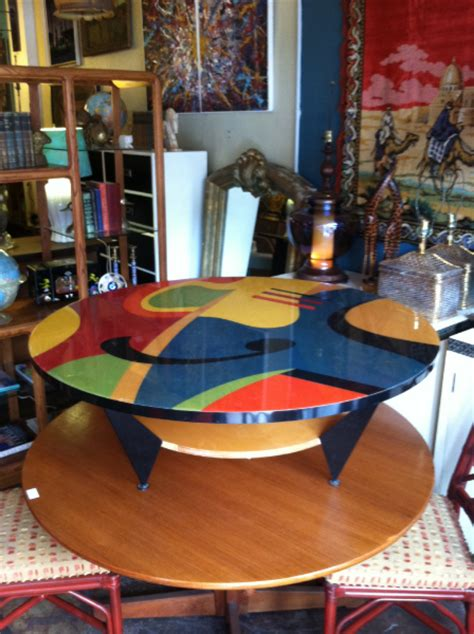 colorful coffee tables color me happy colorful 80s coffee table casa