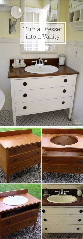 30 creative and easy diy furniture hacks alte tische