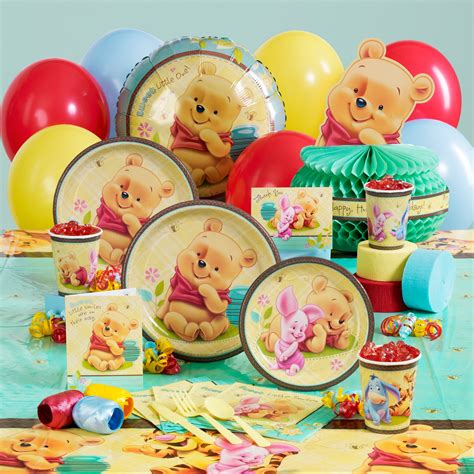 Winnie The Pooh Decorations by Baby Boy Shower Attractive Winnie The Pooh Baby