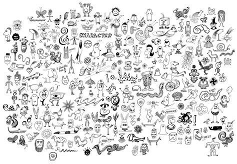 doodles ahn revista mistureba