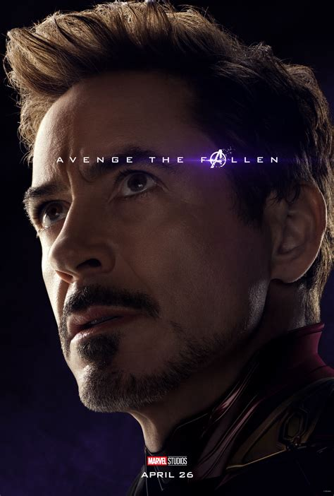 avengers endgame posters featurette released
