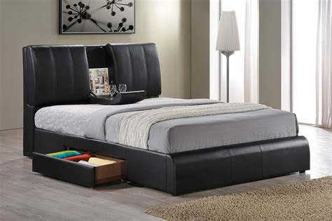 queen size bed frame with storage cheap queen bed frames with storage best storage design 2017