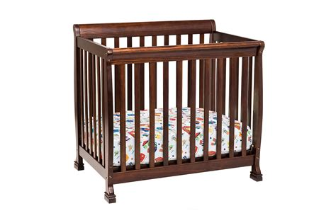 Kalani 2 In 1 Mini Crib And Twin Bed Davinci Baby Mini Crib Size