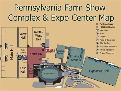 Farm Floor Plans by National Pet Expo