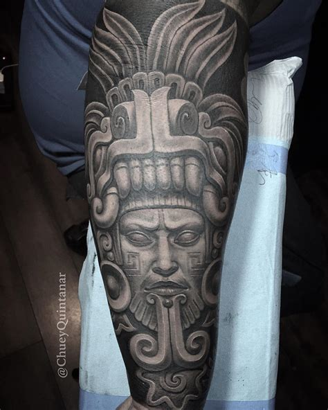 quetzalcoatl aztec god tattoo pictures to pin on pinterest