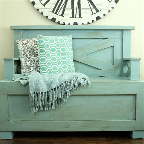 large entryway bench large entryway distressed bench project by decoart