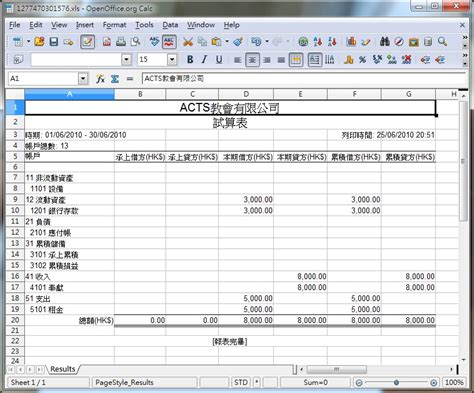 excel accounting template for small business 3 free