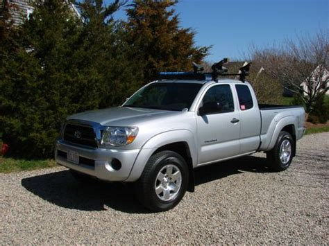 2008 Toyota Tacoma 4 Door For Sale Purchase Used 2008 Toyota Tacoma Base Extended Cab