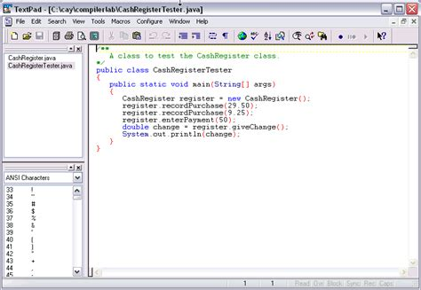 tutorial java compiler compiler tutorial