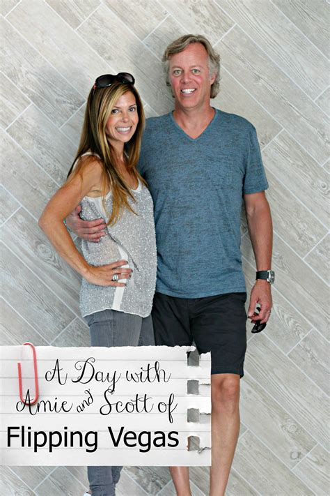 Scott And Amie Yancey Divorce | a day with scott and amie of flipping vegas organize and