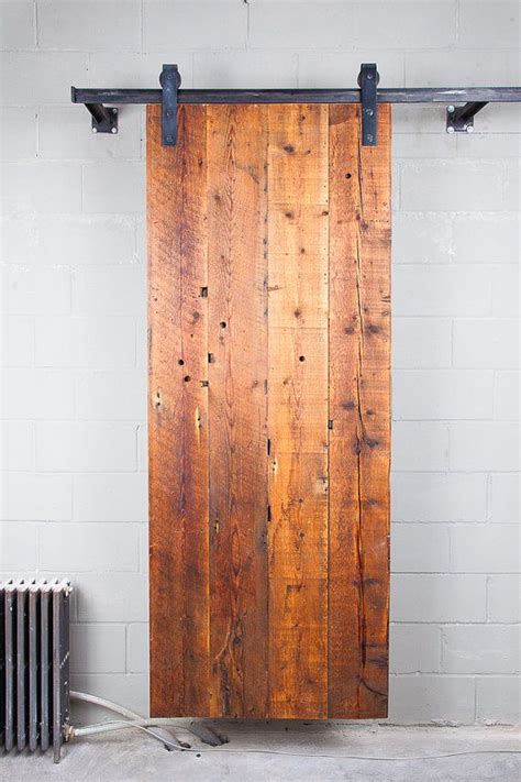 Reclaimed Sliding Barn Door Reclaimed Wood Door Carolina Recycled Barn Doors