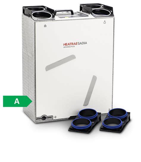 Advance Plus advance plus controlled ventilation