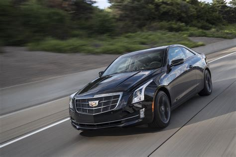 The Black Cadillacs by 2017 Cadillac Ats Carbon Black Announced Gm Authority