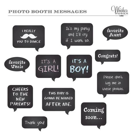 free printables for baby shower photo booth diy photo booth printables baby shower gender neutral